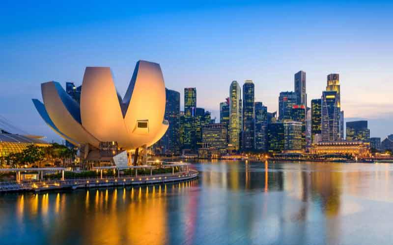 اخذ ویزای الکترونیکی سنگاپور
